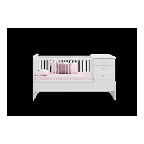 Cuna cama kippi blanco, Kidscool  Kidscool - babytuto.com