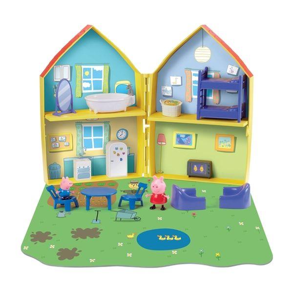Set la casa de Peppa Pig Peppa Pig - babytuto.com