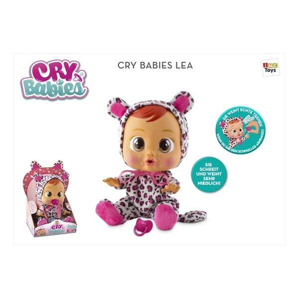 Cry Babies Lea CRY BABIES - babytuto.com