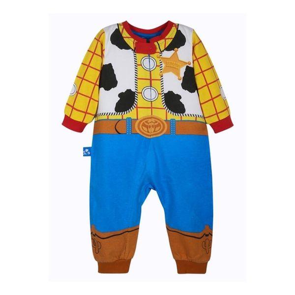 Enterito Bebé Toy Story Vaquero, Azul, Disney Disney - babytuto.com