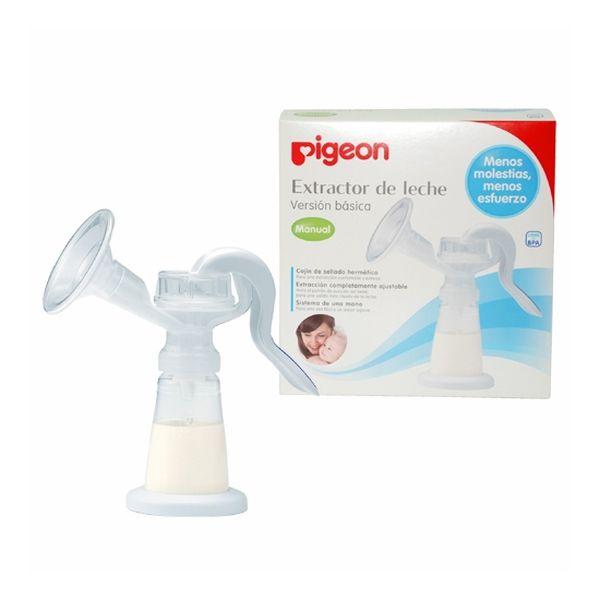 Extractor de leche manual versión básica Pigeon Pigeon - babytuto.com