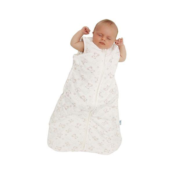 Saquito simply teddy, 0-6, tog 2,5, Slumbersac Slumbersac - babytuto.com