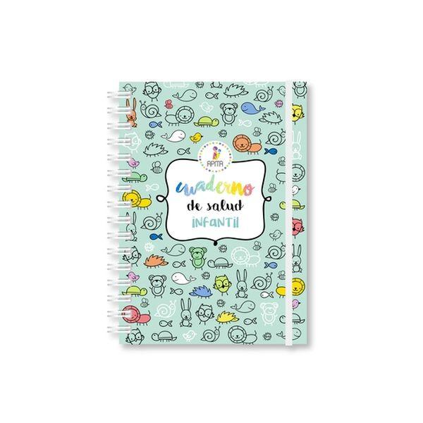 Cuaderno de Salud, Apita Apita - babytuto.com