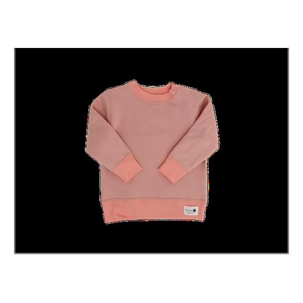 Polerón franela, rosado,  Primär Primär - babytuto.com