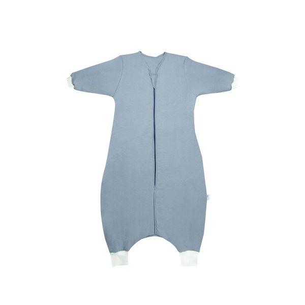 Saquito feet grey long sleeves 12-18 meses tog 3,5 Slumbersac Slumbersac - babytuto.com