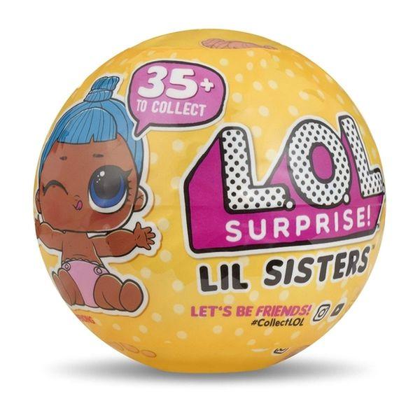 Muñeca L.O.L surprise sisters series L.O.L. Surprise - babytuto.com