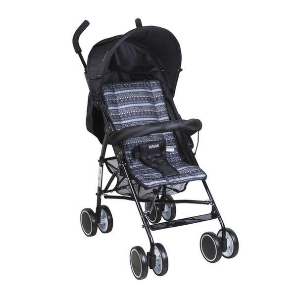 Coche Paragua Twister, Negro, Infanti Infanti - babytuto.com