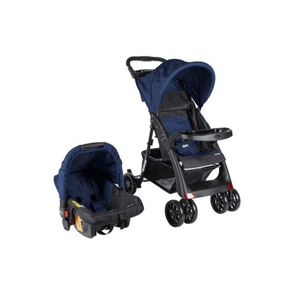 Coche travel system spine blue, Cosco Cosco - babytuto.com