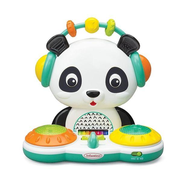 Juguete Musical  Panda Dj ,Infantino Infantino - babytuto.com
