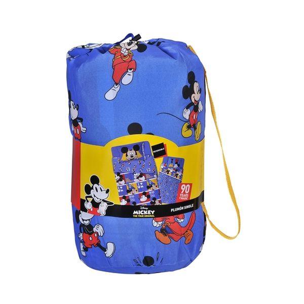 Plumón relleno Mickey 90 años 1.5 plaza  Disney Disney - babytuto.com