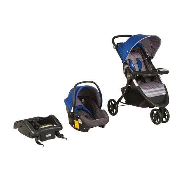 Coche Travel System Alpine 3, Azul, Infanti Infanti - babytuto.com