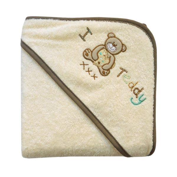 Toalla delantal teddy Slumbersac Slumbersac - babytuto.com