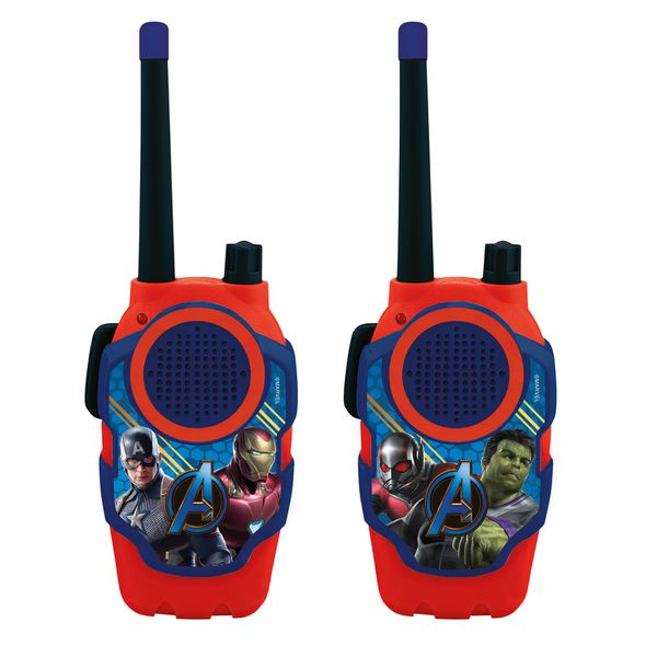 Set walkie talkie Avengers, Marvel  Marvel - babytuto.com