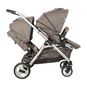 Coche dúo Epic Family System night blue Infanti - babytuto.com