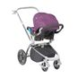 Coche travel system Epic 4G Midnight purple Infanti - babytuto.com