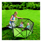 Corral transportable playard pop n´play, negro, Summer Summer - babytuto.com