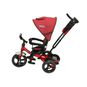 Triciclo reversible rojo rs-4065-3 Bebeglo BEBEGLO - babytuto.com