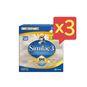 Pack 3  Similac 3 polvo bib 1.4 kg Similac - babytuto.com