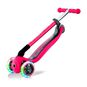 Scooter foldable, rojo, Globber Globber - babytuto.com