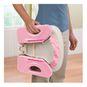 Silla de comer tipo booster Deluxe confort Pink Happiness rosadodo Summer Summer - babytuto.com