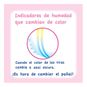 Pañales Desechables Merries Tipo Velcro Talla: M (6-11 kg) 40 uds Merries - babytuto.com