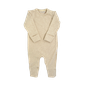 Enterito- pijama de algodón, beige,  Primär Primär - babytuto.com