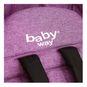 Coche Paseo City, Morado, Baby Way Baby Way - babytuto.com
