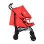 Coche de paseo paraguas rojo Kidscool  Kidscool - babytuto.com